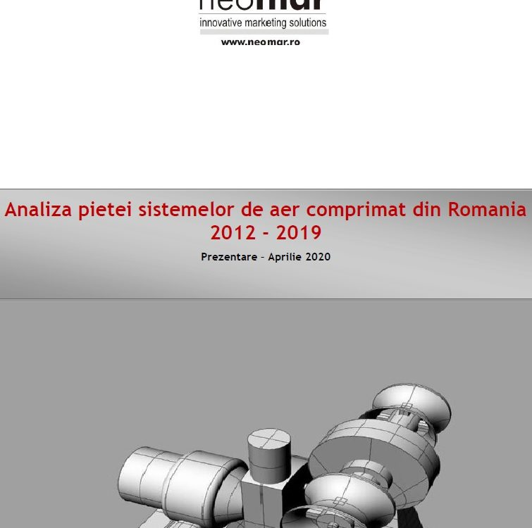 Sisteme de aer comprimat – analiza pietei – 2012-2019 Piata sistemelor de aer comprimat