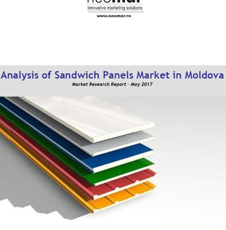 Piata panourilor sandwich din Moldova, editia 2017