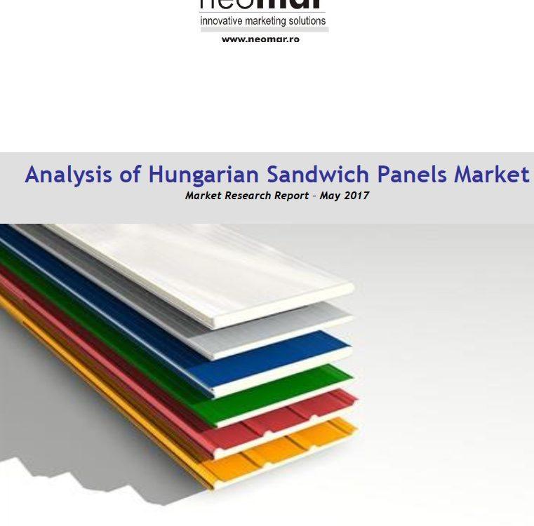 Piata panourilor sandwich din Ungaria, editia 2017