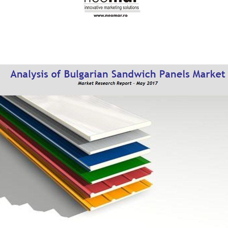 Piata panourilor sandwich din Bulgaria, editia 2017