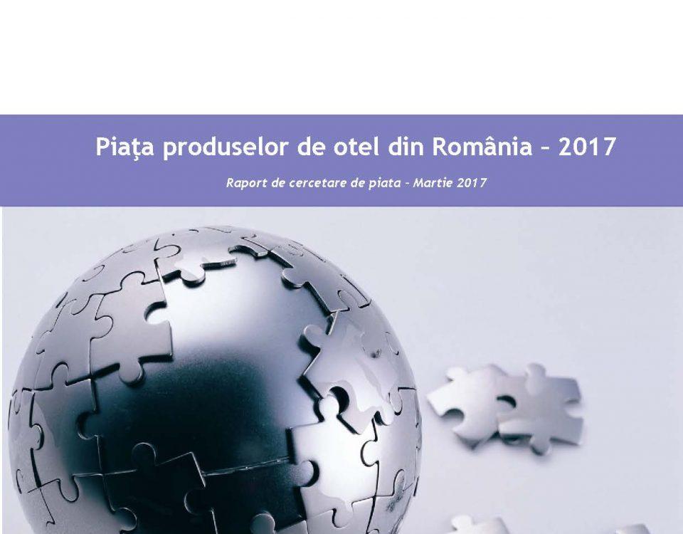 Piata romaneasca a produselor din otel - editia 2017