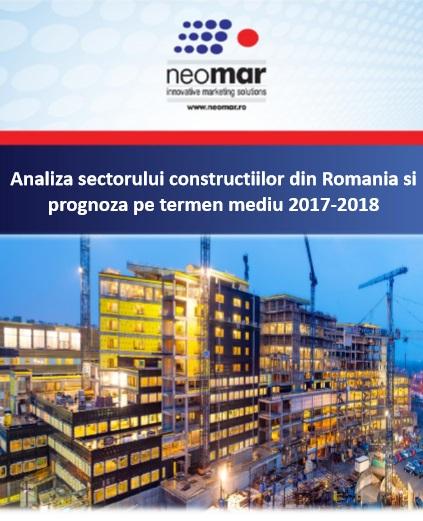 Sectorul constructiilor din Romania 2016-2018