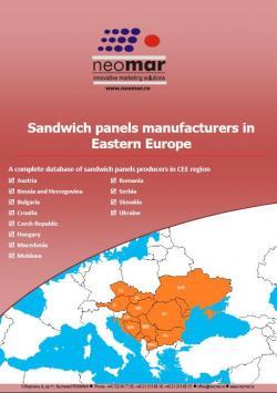 Producatori de panouri sandwich in regiunea CEE