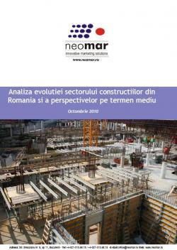 Piata constructiilor rezidentiale - Romania 2010-2015