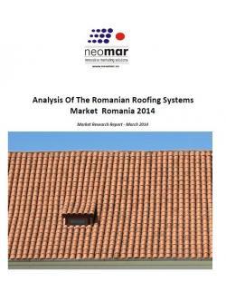 Piata invelitorilor pentru acoperis din Romania, editia 2014