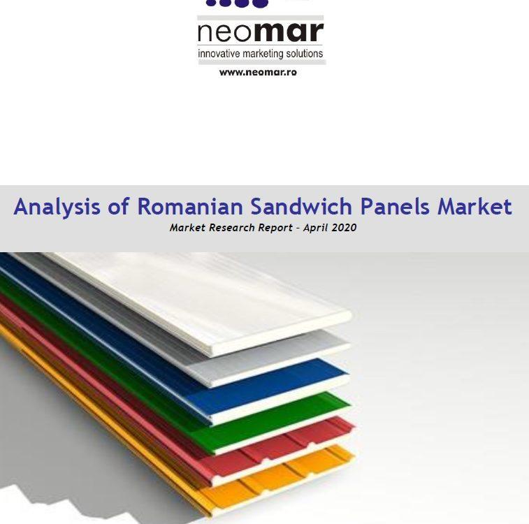 Piata panourilor sandwich din Romania, editia 2020 Romanian sandwich panels market - 2020 edition