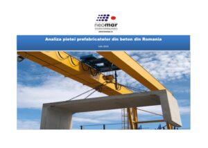 Raport prefabricate din beton