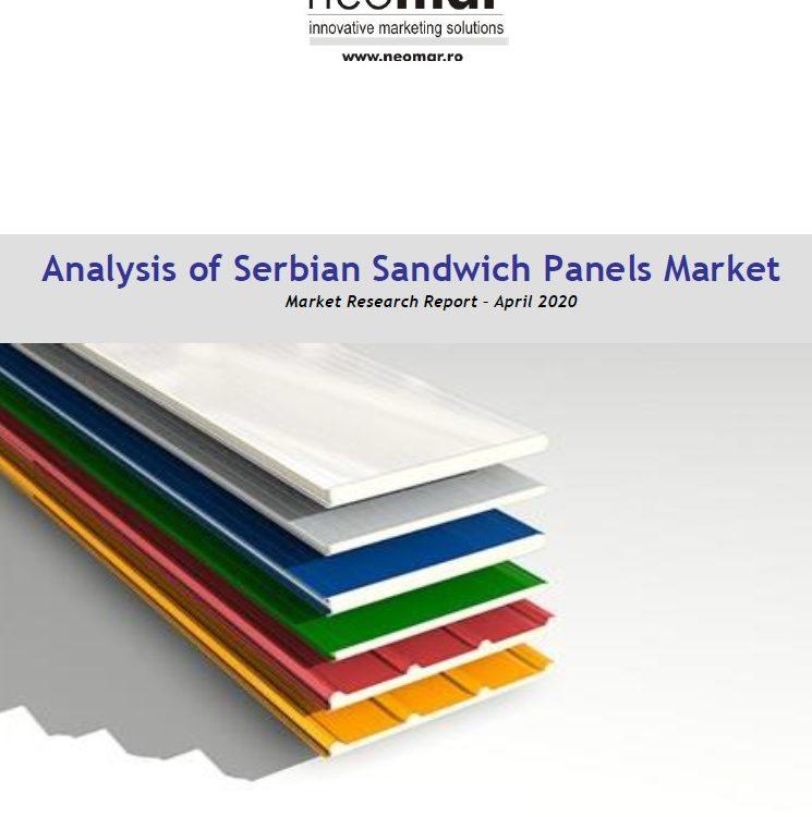 Piata panourilor sandwich din Serbia evolueaza pozitiv de la an la an Sandwich panel market in Serbia has a positive trend from year to year