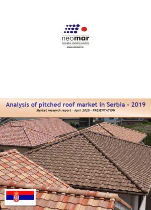 Piata invelitorilor pentru acoperis din Serbia, editia 2020