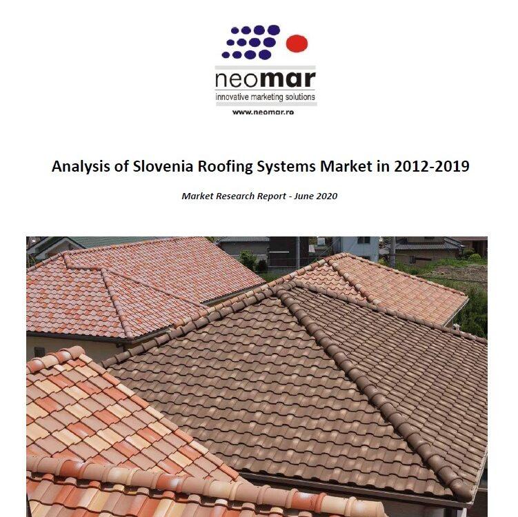 Piata invelitorilor pentru acoperis din Slovenia, editia 2020 Analysis of pitched roof market in Slovenia – 2020